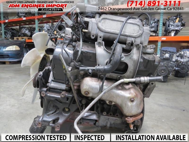 Used Japanese Engines >> Jdm Mitsubishi Montero Sport V6 3 0l Sohc Non Turbo Engine 6g72
