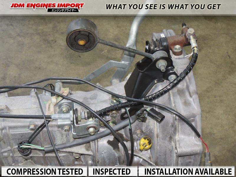 Jdm Subaru 5 Speed Manual Transmission 99