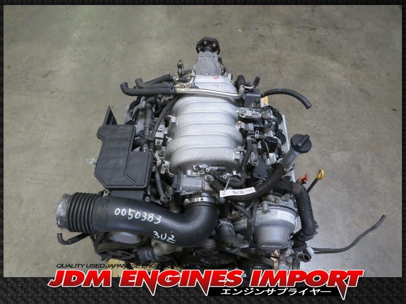 2001-2006 JDM Toyota Lexus GS430 LS430 SC430 4.3L V8 Engine 3UZ-FE VVTi Engine V8 4.3L