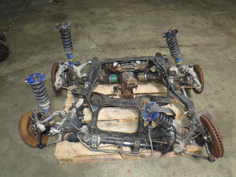 Jdm 92 98 Mazda Rx 7 Fd3s Front Amp Rear Subframe