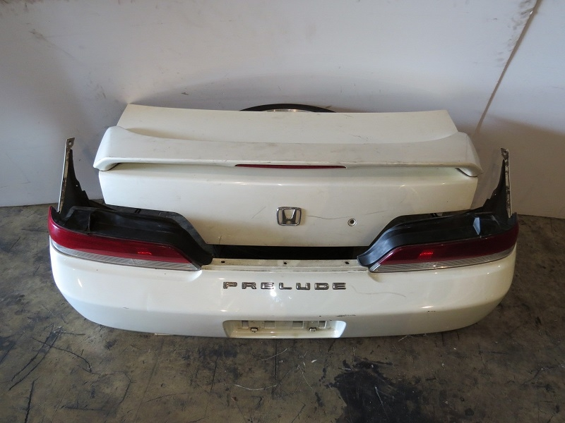 JDM Honda Prelude 1997-2001 OEM Trunk Spoiler Wing Tail Lights Rear Bumper & Lip
