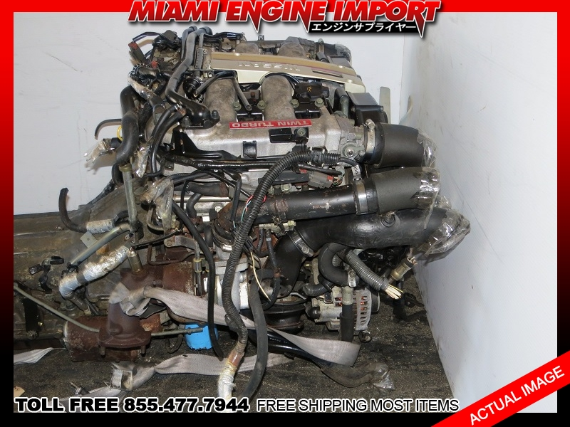 90 91 92 93 94 95 Nissan 300zx 3 0l Jdm Vg30 Twin Turbo