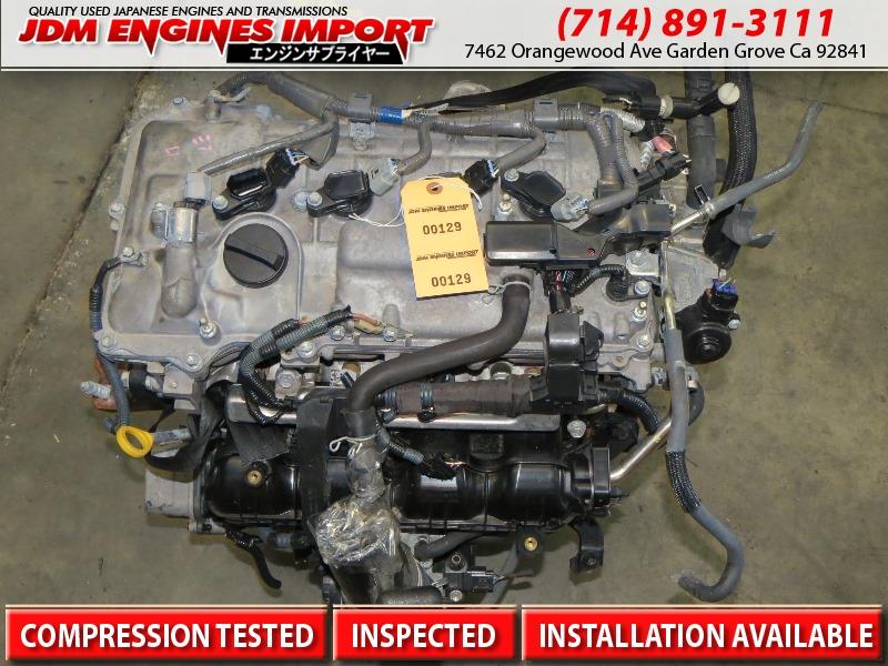 Jdm 2zrfxe toyota prius engine fits 10 15 prius 1 8l motor 2zr for Ebay motors toyota prius