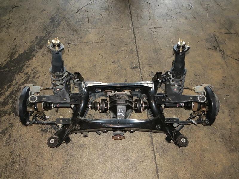 Jdm Toyota Altezza Sxe10 Brake Caliper Hub Differential
