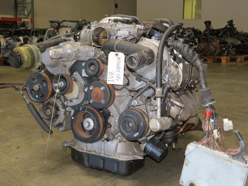 1998 2000 Lexus Gs400 Sc400 Ls400 4 0l Engine Jdm 1uzfe