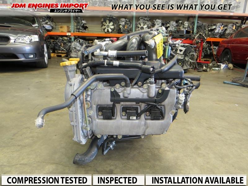 JDM 03-09 SUBARU LEGACY OUTBACK 3 0R EZ30 ENGINE LANCASTER H6 3 0L