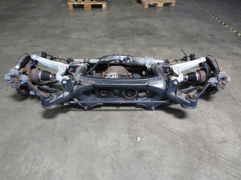 jdm toyota aristo gs rear subframe differential