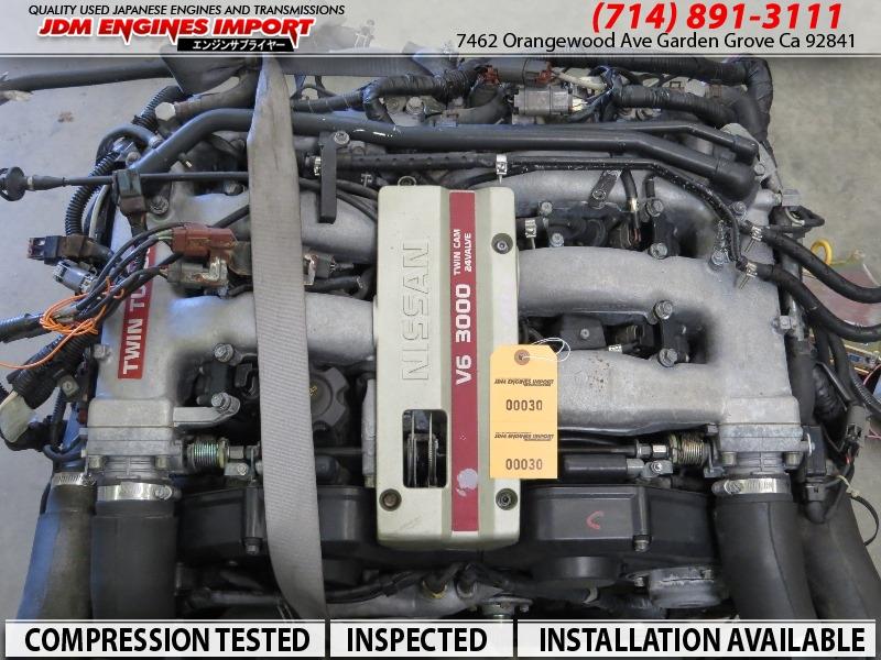 Twin City Mazda >> JDM VG30DETT 300ZX 3.0L TWIN TURBO ENGINE HARNESS ECU