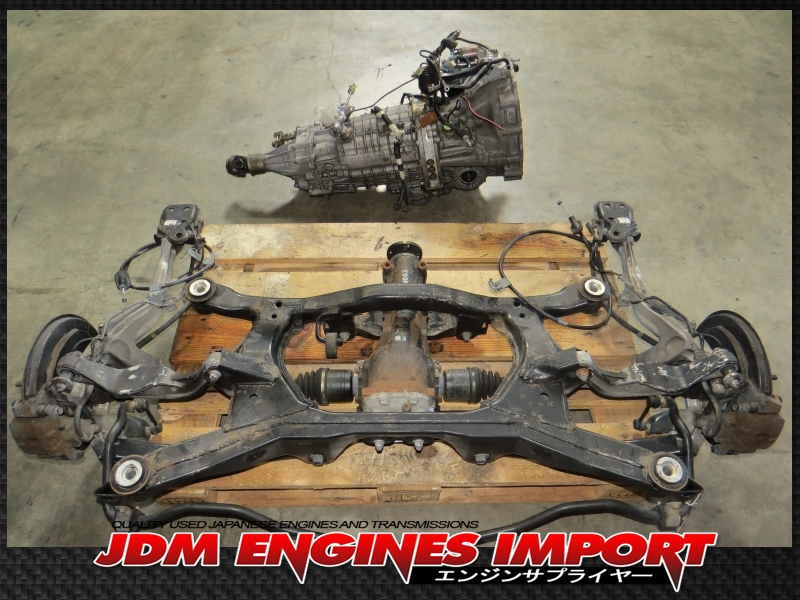 Subaru Outback Accessories >> JDM 03-09 SUBARU LEGACY OUTBACK 3.0R 6 SPEED MANUAL ...
