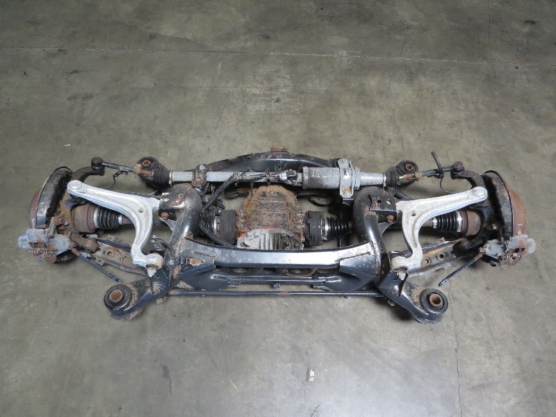 Jdm Toyota Aristo Gs300 Rear Subframe Amp Differential