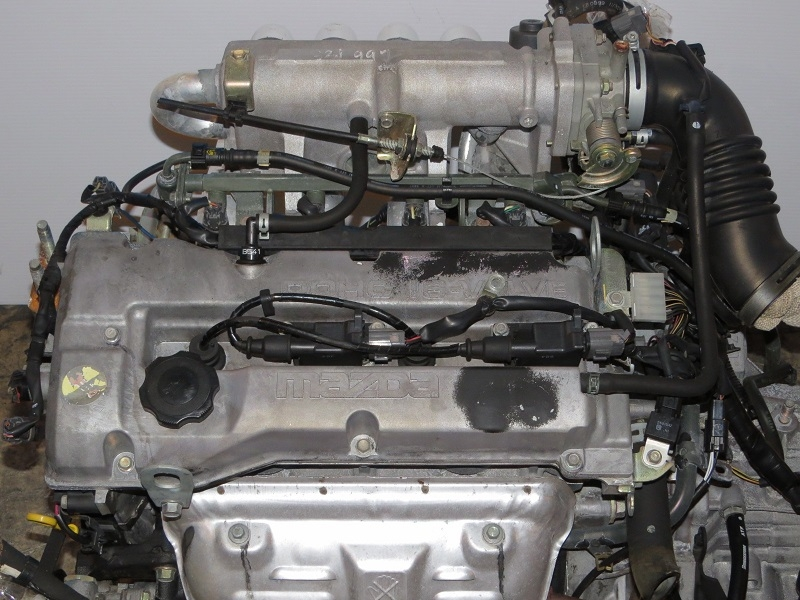 MAZDA PROTEGE ZL-DE 1.5L JDM DOHC ENGINE LONG BLOCK