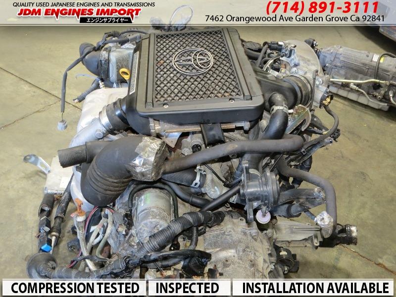 Toyota Celica Caldina 98 03 Engine 4th Gen 2 0l Turbo St215  U0026 Wiring Ecu Jdm 3sgte