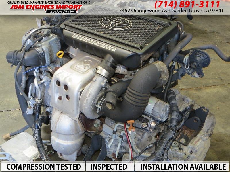 toyota celica caldina 98 03 engine 4th gen 2 0l turbo