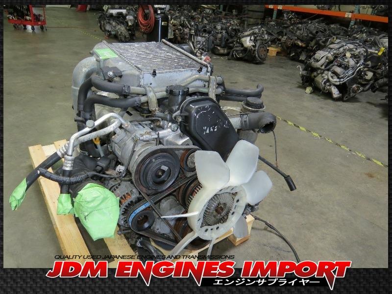 Img on 1996 4runner Engine