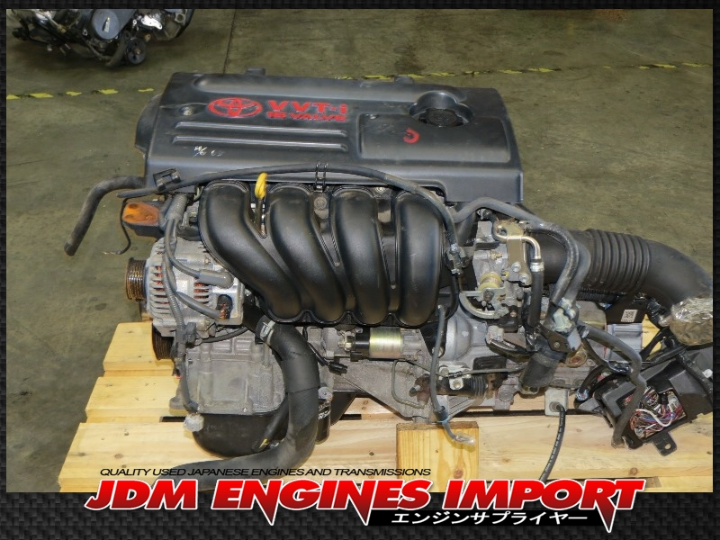 2015 Toyota Celica >> JDM 1ZZ TOYOTA CELICA GT 1.8L 1ZZ-FE ENGINE 5 SPEED ...