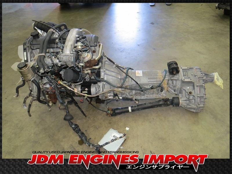 Jdm Toyota 4runner Hilux Surf 1kz Te 3 0l Turbo Diesel