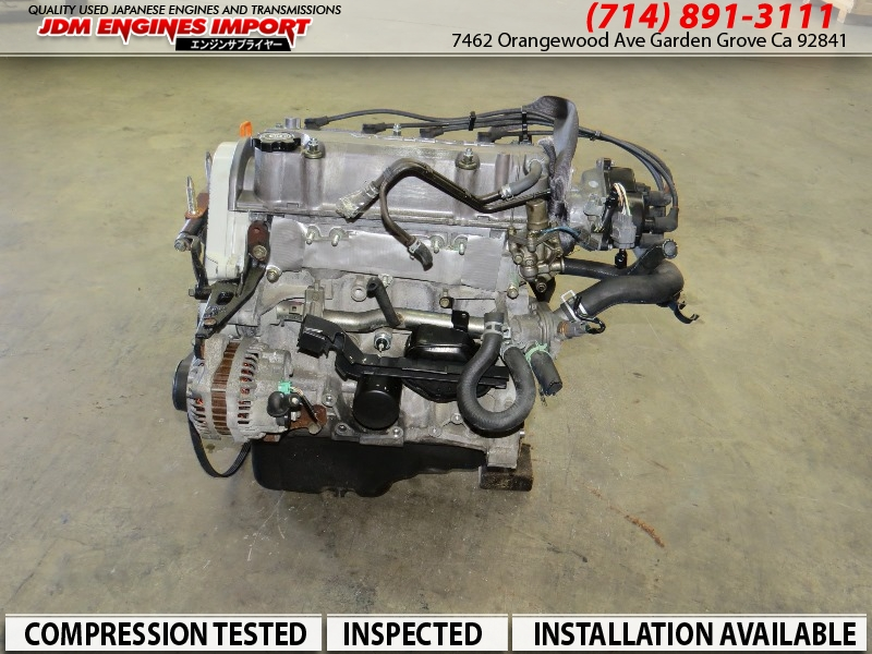 JDM D16A HONDA CIVIC VTEC ENGINE 1 6L