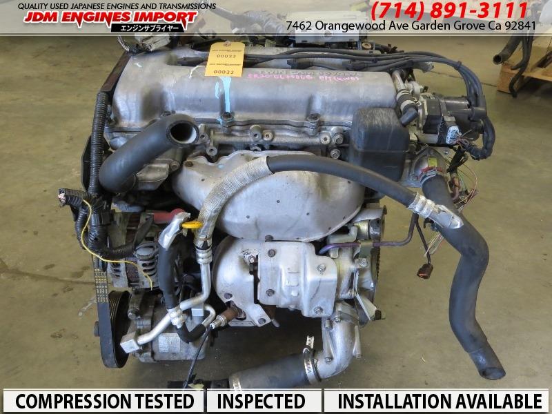 JDM SR20DET NISSAN AVENIR SENTRA TURBO ENGINE JDM SR20 TURBO FWD