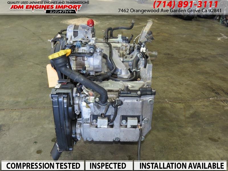 EJ205 SUBARU IMPREZA WRX TURBO MOTOR JDM EJ20 ENGINE