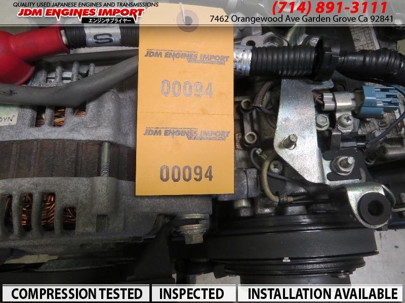 JDM EJ205 Subaru Impreza WRX EJ205 2 0L DOHC Turbo Engine EJ20 NON