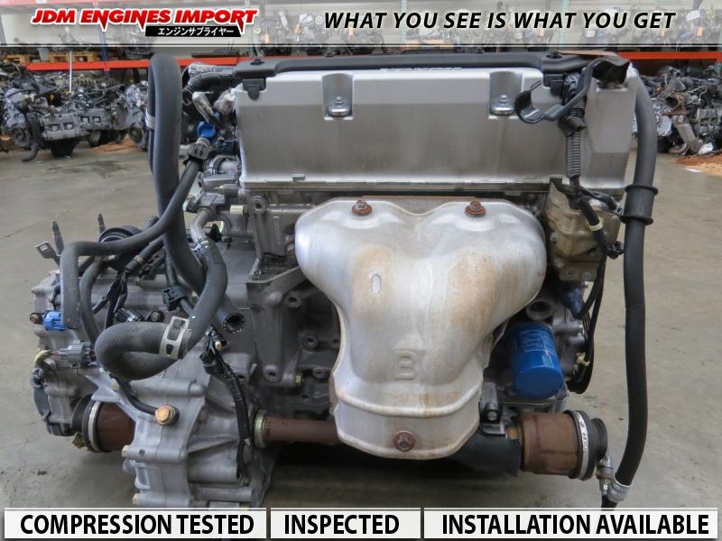 JDM Honda K24A Engine Acura TSX 03-07 Honda Accord 03-07