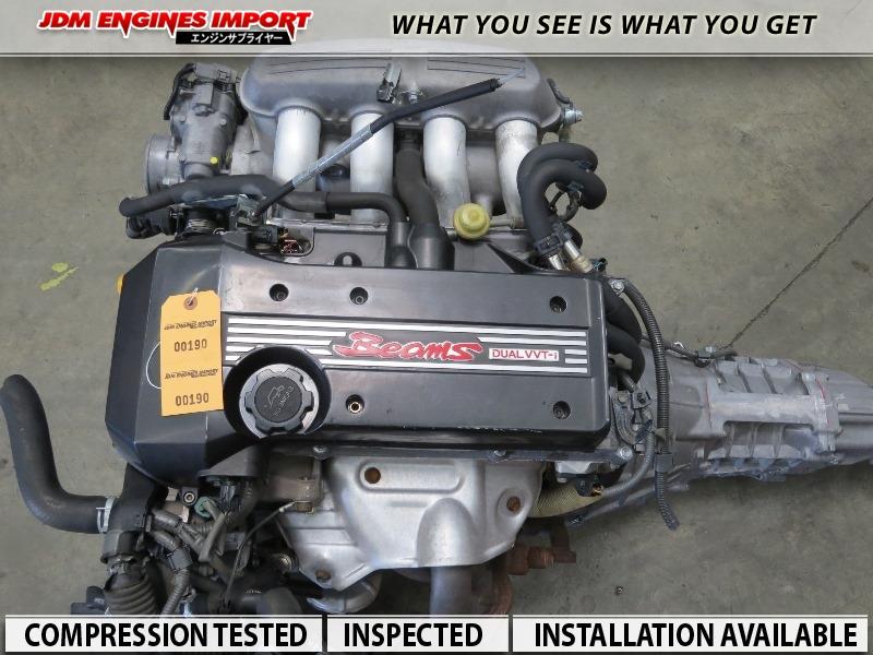 Jdm Toyota Altezza Rs200 Is200 Lexus Is300 Xe10 3sge Beams