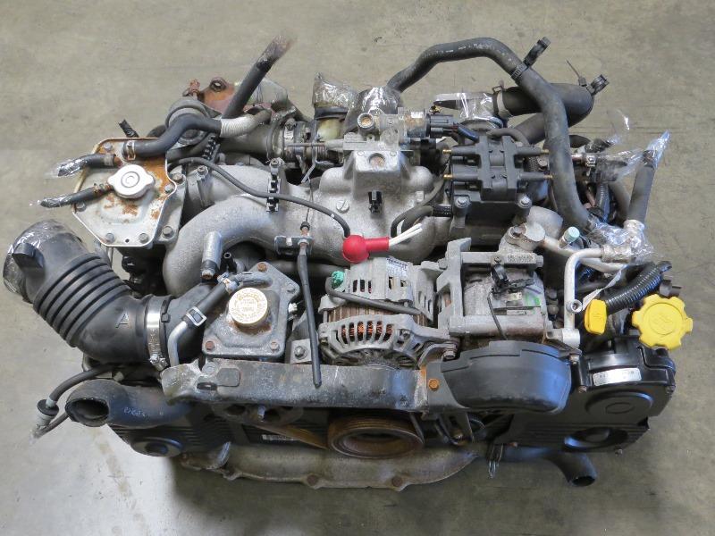 Jdm Ej20 Turbo Subaru Impreza Wrx Engine Longblock Ej205