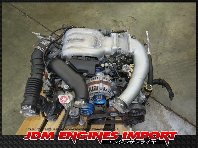 JDM Mazda RX7 FD3S 13B Twin Turbo Rotary Engine Only Zero