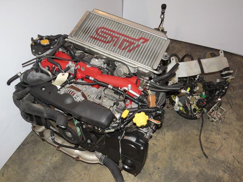 Jdm Ej20 Turbo Subaru Impreza Wrx Sti 2001