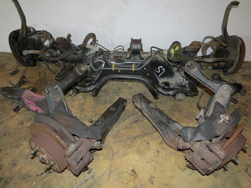 Jdm Integra 94 01 Rhd Power Steering Rack N Pinion With