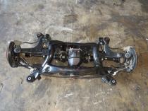 JDM Toyota 1JZ GTE Rear Brake Caliper Hub Differential Sub Frame
